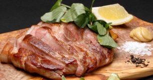 豚肩ロースのハーブ焼き